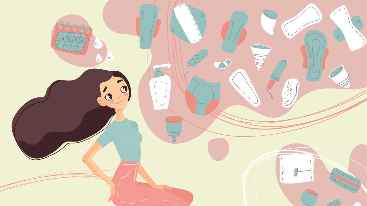 Гормональные изменения, связанные с менструальным циклом, влияют на микробную экосистему рта